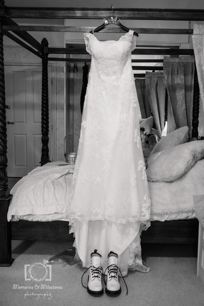 White house devon wedding dress