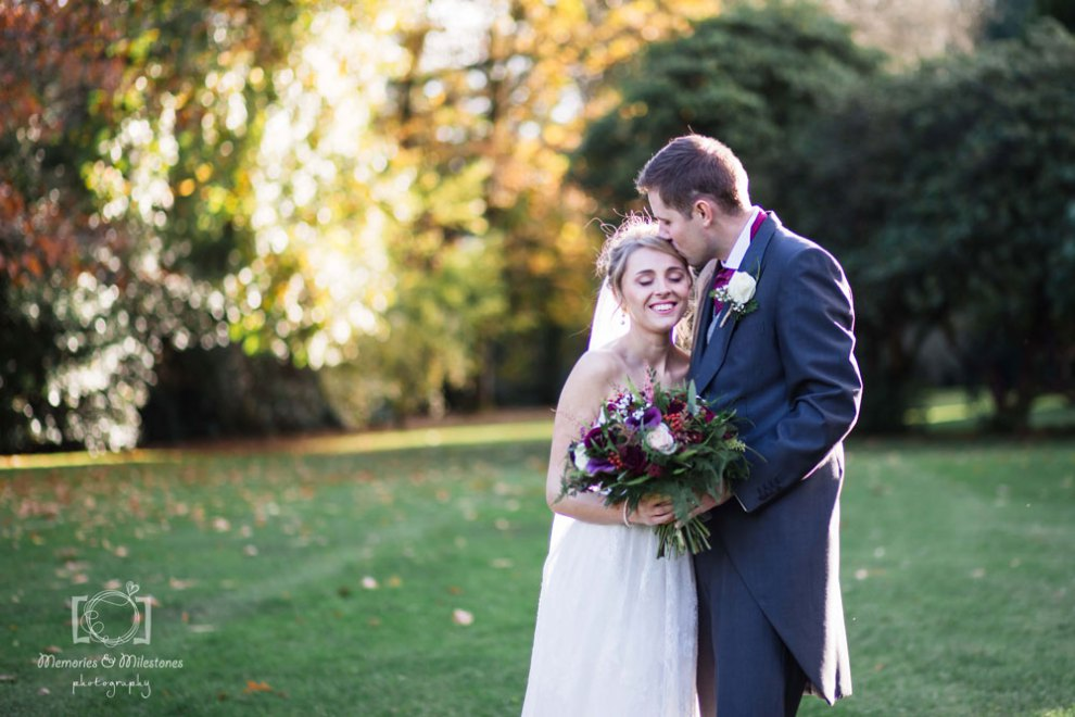 Holne Park House Ashburton Wedding