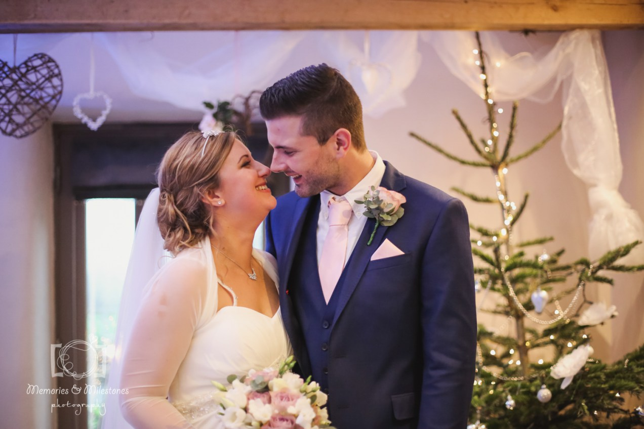 Trevenna Barns Wedding in Cornwall