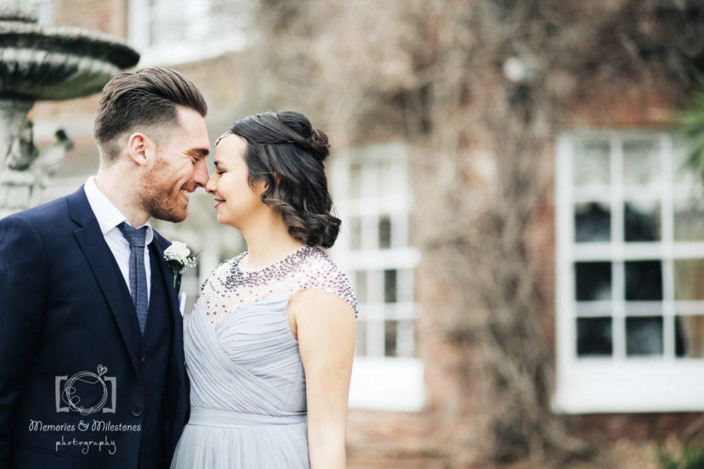 Cockington elopement wedding Torquay