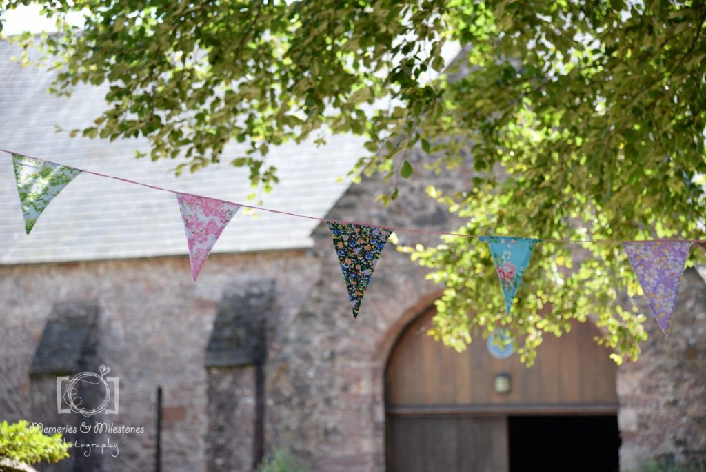 Spanish Barn, Torre Abbey, Wedding