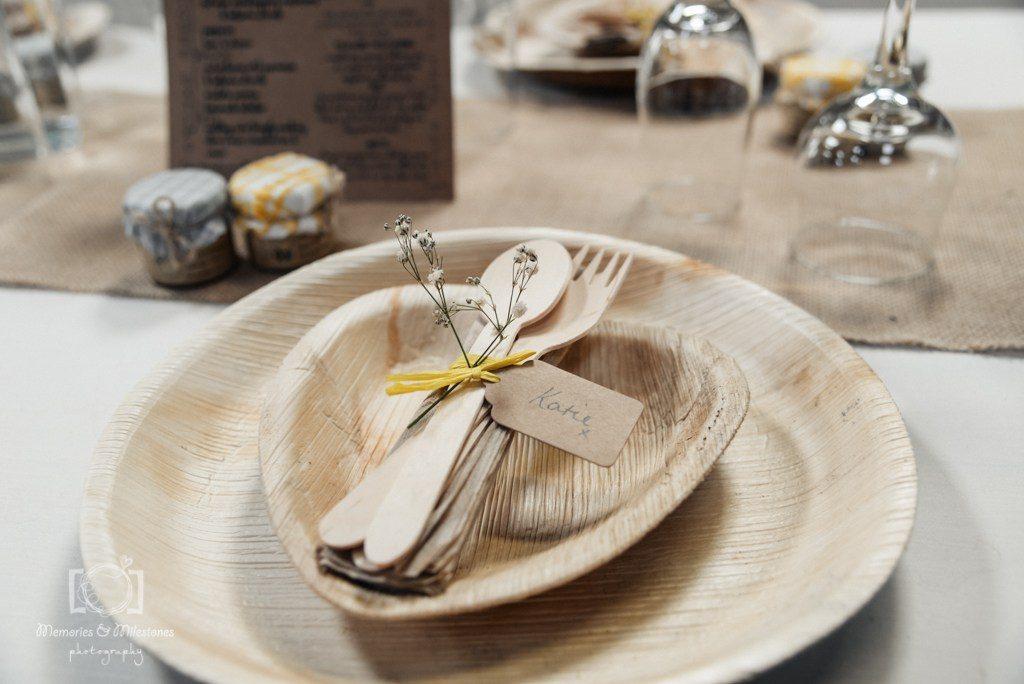 sustainable wedding uk