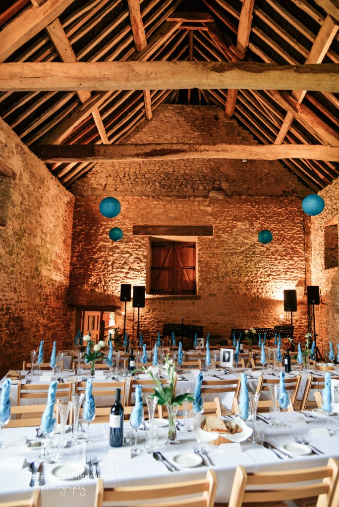 Batts Farm Somerset Barn Wedding