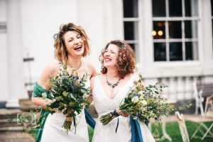 lgbt lesbian wedding torbay devon