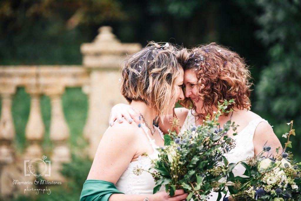 lesbian wedding torbay