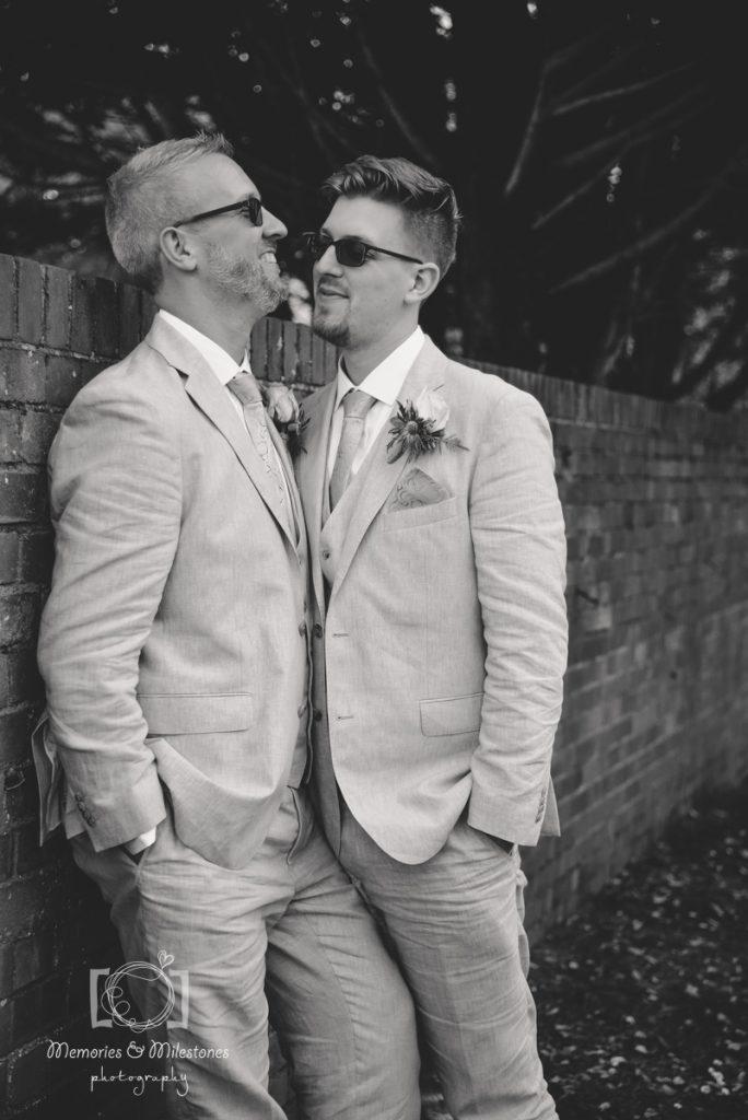 Gay Wedding Torbay Devon