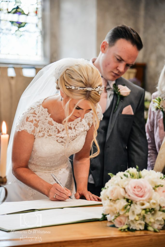 kingskerswell church wedding