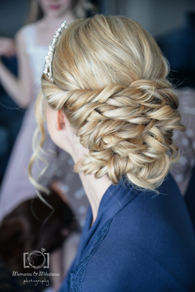 torbay wedding hair
