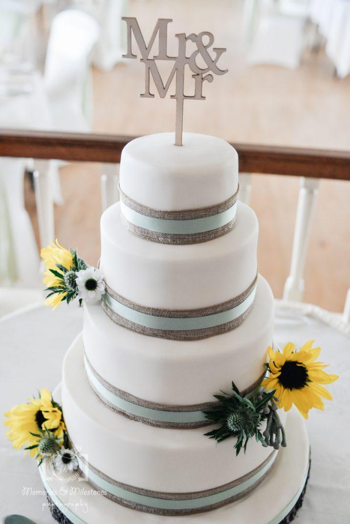 torbay wedding cakes