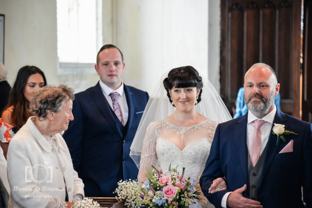 Flete Estate Devon Wedding
