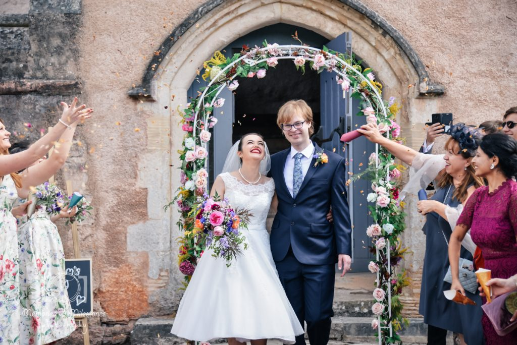 Torre Abbey Spanish Barn Wedding