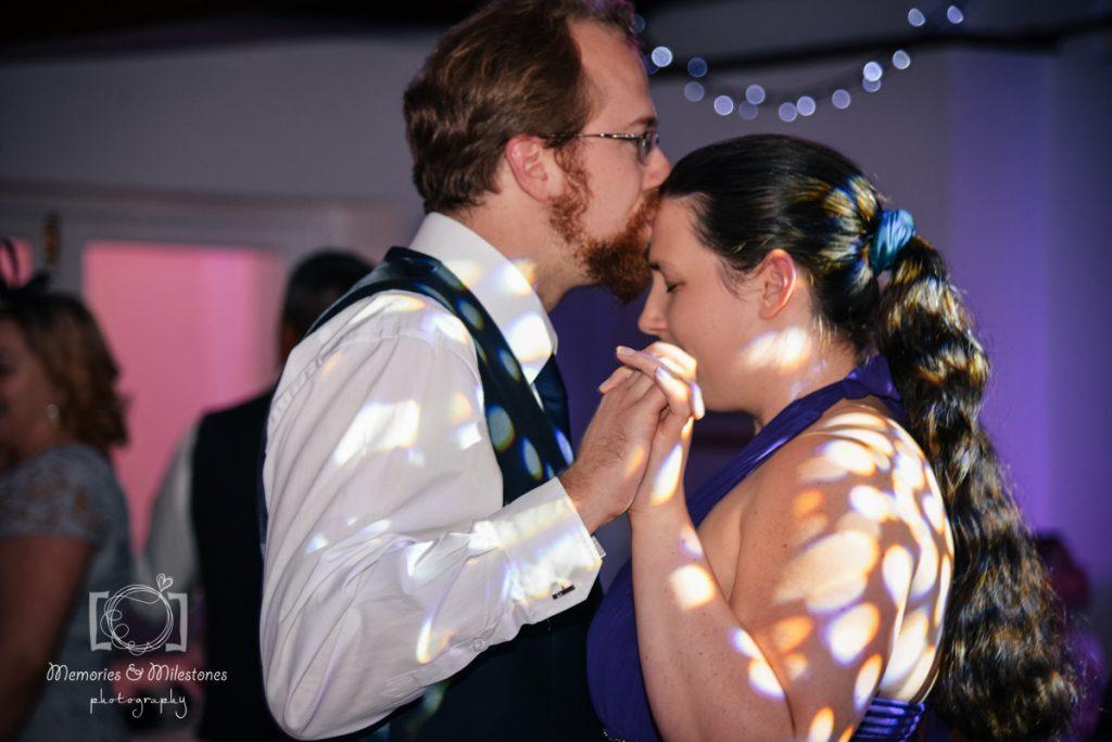 Natural wedding photographer Devon