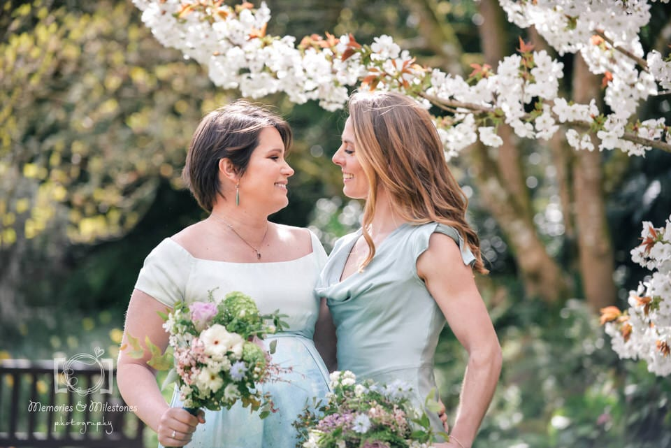 LGBT wedding photography Torquay Devon