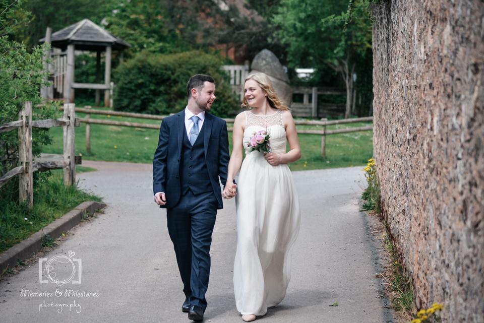 weddings at cockington