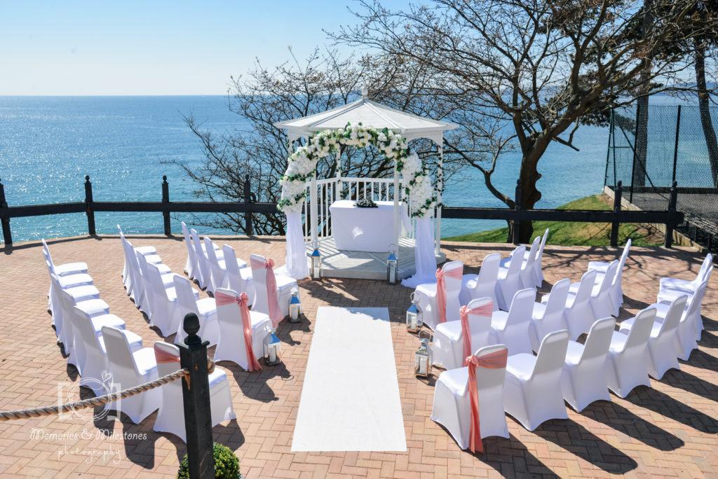 Torquay wedding photographer