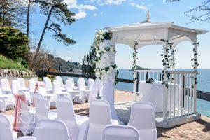top 10 wedding venues torquay
