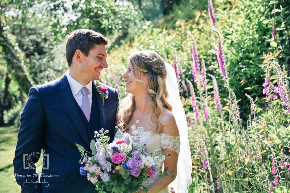 Colehayes Park Devon Wedding Photographer