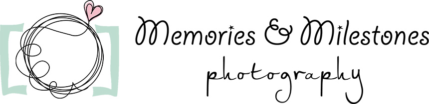 Logo for Devon Wedding Photographer Memories and Milestones