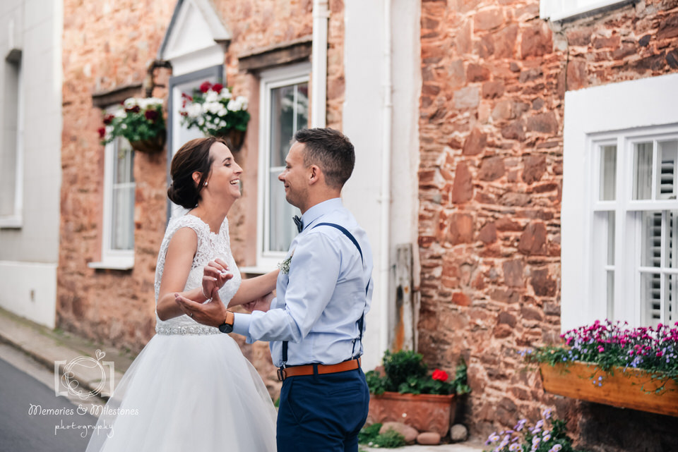 Cawsand and Kingsand Wedding Photographer