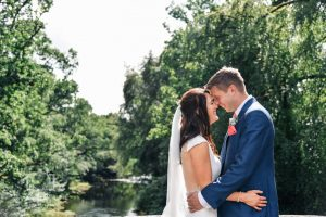 Holne Park House Wedding