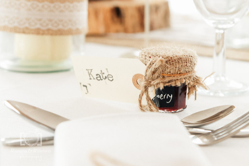DIY wedding favours craft ideas