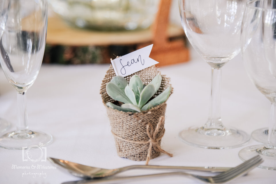 DIY wedding favour ideas
