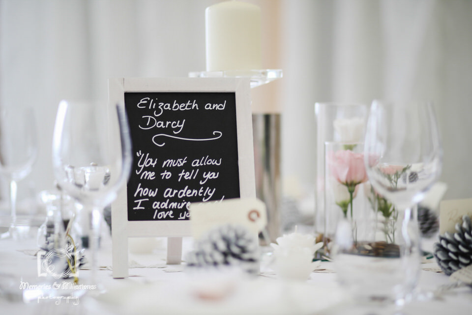 DIY wedding craft ideas