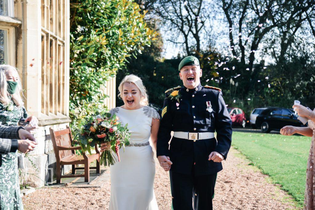 Elopement weddings in Devon