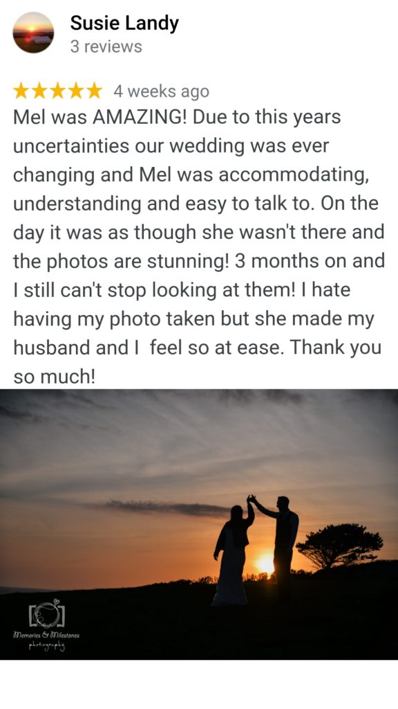 coronavirus wedding photography reviews