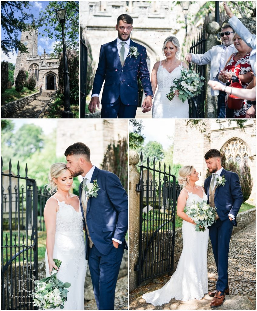 church of st peter st paul st thomas bovey tracey wedding