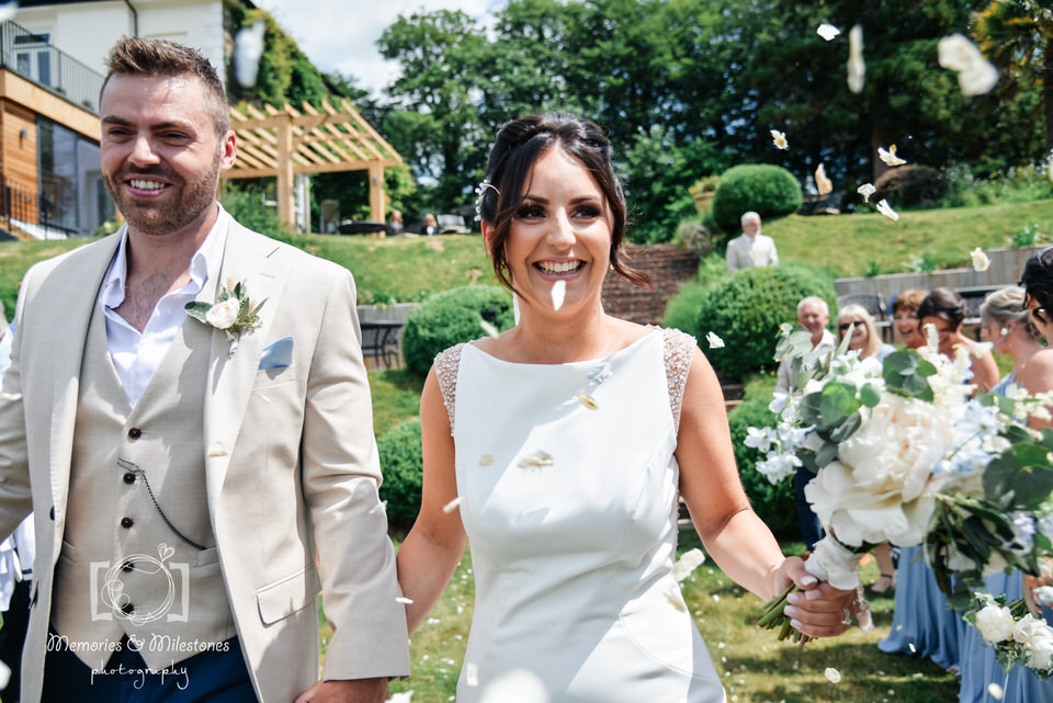 Horn of Plenty Tavistock Wedding Photographer