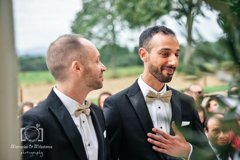 Gay Wedding Rockbeare Manor Exeter Devon