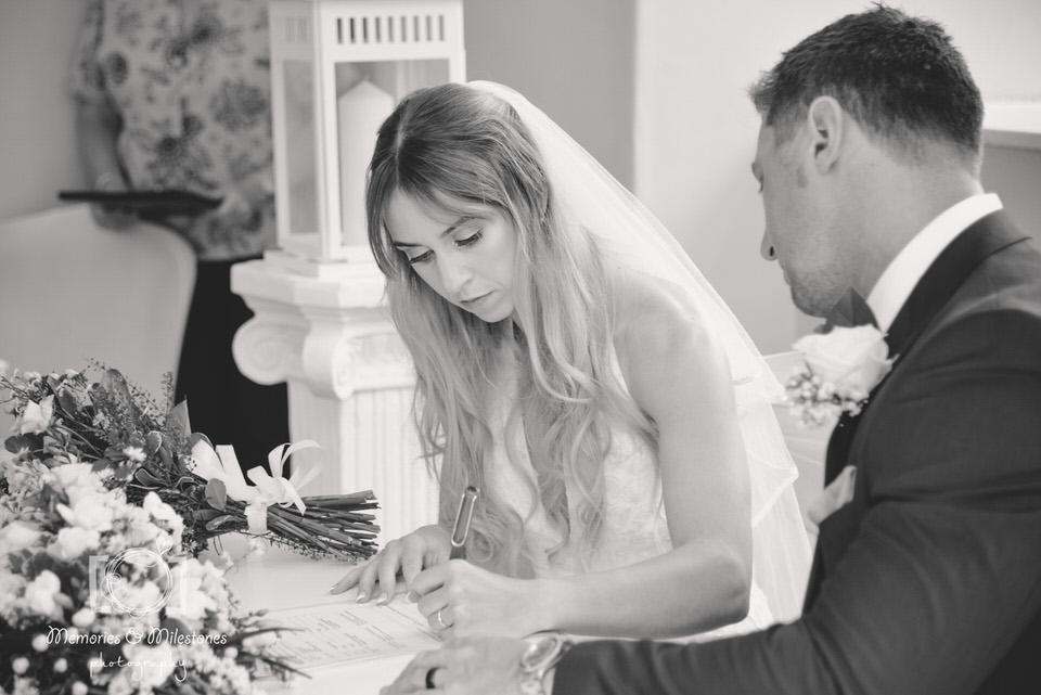 cockington wedding photographer torquay